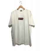 KITH(キス)の古着「プリントTシャツ」|ホワイト