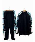 KAPPA(カッパ)の古着「セットアップ」|ブラック