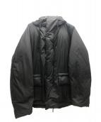 TEATORA(テアトラ)の古着「ダウンジャケット」|ブラック