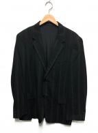 YS for men(ワイズフォーメン)の古着「テーラードジャケット」 ブラック