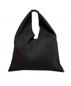 MM6(エムエムシックス)の古着「トートバッグ」|ブラック