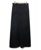 US NAVY(ユーエスネイビー)の古着「40'sヴィンテージ13ボタンセーラーパンツ」|ネイビー