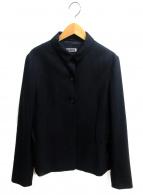JIL SANDER(ジルサンダー)の古着「ジャケット」|ブラック
