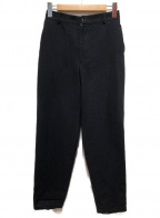 seven by seven(セブンバイセブン)の古着「RELAX TROUSERS Washable」 ネイビー