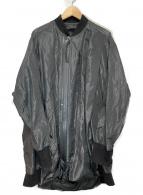 NILoS(ニルズ)の古着「オーバーサイズジャケット」 ブラック