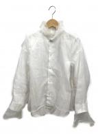 noir kei ninomiya(ノワール ケイ ニノミヤ)の古着「レイヤードシアーシャツ」 ホワイト