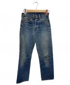 LEVIS(リーバイス)の古着「50s‐60sヴィンテージ501xxデニムパンツ」|インディゴ