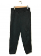 UNUSED(アンユーズド)の古着「スウェットパンツ」|ブラック