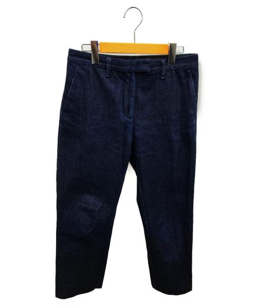 Maison Margiela 4(メゾンマルジェラ4)Maison Margiela 4 (メゾンマルジェラ4) テーパードデニムパンツ インディゴ サイズ:40 S31FT0002の古着・服飾アイテム