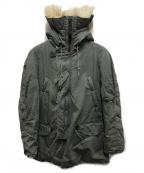 US ARMY()の古着「N-3Bジャケット」|グレー