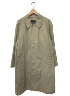 Burberrys()の古着「ステンカラーコート」|ベージュ