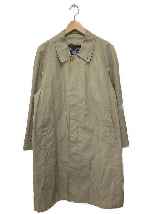 Burberrys(バーバリーズ)Burberrys (バーバリーズ) ステンカラーコート ベージュ サイズ:Mの古着・服飾アイテム