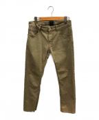 PT05(ピーティーゼロチンクエ)の古着「スキニーパンツ」|ベージュ