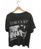 VINTAGE(ヴィンテージ)の古着「90'sヴィンテージバンドTシャツ」|グレー