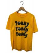 ()の古着「[古着]90'sヴィンテージ バンドTシャツ」|イエロー