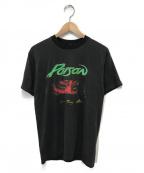 VINTAGE(ヴィンテージ)の古着「80sヴィンテージプリントTシャツ」|ブラック