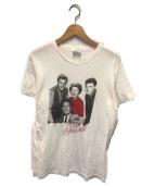 ()の古着「80'sヴィンテージプリントTシャツ」|ホワイト