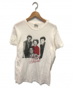 VINTAGE(ヴィンテージ)の古着「80'sヴィンテージプリントTシャツ」|ホワイト