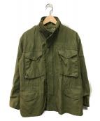 ()の古着「M-65フィールドジャケット」|カーキ