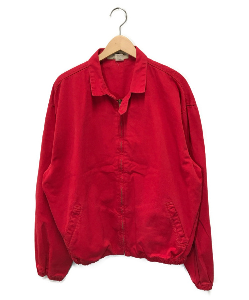 OLD GAP(オールドギャップ)OLD GAP (オールドギャップ) 70'sヴィンテージチンストスイングトップ レッド サイズ:LARGEの古着・服飾アイテム