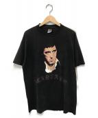 ()の古着「[古着]00`sヴィンテージプリントTシャツ」|ブラック