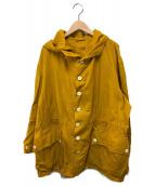()の古着「M-62スノーカモオーバーダイジャケット」|イエロー