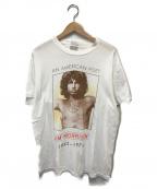 VINTAGE(ヴィンテージ)の古着「90sヴィンテージプリントTシャツ」|ホワイト