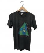 VINTAGE(ヴィンテージ)の古着「80sヴィンテージプリントTシャツ」|グレー