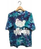 ()の古着「90sヴィンテージフェスプリントTシャツ」|パープル