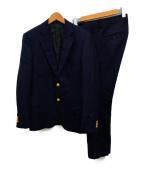 Mr.Gentleman(ミスタージェントルマン)の古着「ブレザーセットアップ」|ネイビー