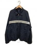 OLD GAP(オールドギャップ)の古着「ジップアップジャケット」|ネイビー