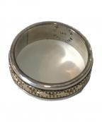 Indian jewellery()の古着「K14リング」 シルバー