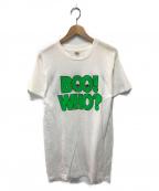 VINTAGE(ヴィンテージ)の古着「80SヴィンテージTシャツ」|ホワイト