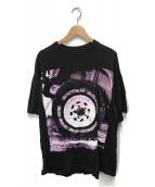 ()の古着「ヴィンテージバンドTシャツ」|ブラック
