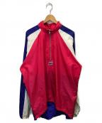 NIKE()の古着「90'sヴィンテージプルオーバー」|ショッキングピンク×パープル