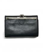 Ys(ワイズ)の古着「3つ折り財布」|ブラック