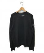 CANADA GOOSE()の古着「コンウェイクルーネックセーター」|ブラック