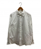 LE()の古着「レギュラーカラーシャツワイド」 ホワイト