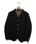 freewheelers(フリーホイーラーズ)の古着「1800sエンジニアードサックコート」 ブラック
