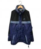 NIKE ACG(ナイキエージーシー)の古着「90'Sマウンテンパーカー」 ブルー