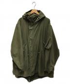 US ARMY(ユーエスアーミー)の古着「40'sヴィンテージM-48モッズコート」|カーキ