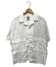 TENBOX (テンボックス) ドラッグディーラーシャツ ホワイト サイズ:M DRUG dealer SHIRT
