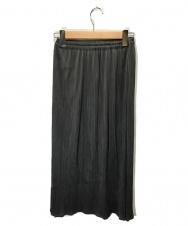 PLEATS PLEASE (プリーツプリーズ) プリーツスカート グレー サイズ:1