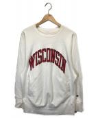 ()の古着「90'sヴィンテージリバースウィーブ」 ホワイト