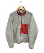 Patagonia()の古着「クラシックレトロフリースジャケット」|グレー