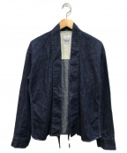 VISVIM(ビズビム)の古着「ラモシャツ」|インディゴ