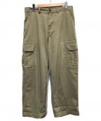 POLO RALPH LAUREN(ポロ・ラルフローレン)の古着「M47タイプカーゴパンツ」|ベージュ