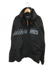 AVIREX (アヴィレックス) フューチャーコマンド CWUジャケット ブラック サイズ:XL