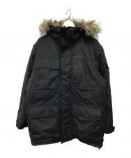 Eddie Bauer (エディーバウアー) ダウンジャケット ブラック サイズ:L