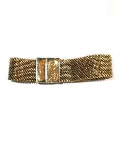 GUCCI(グッチ)の古着「ブレスレット」|ゴールド